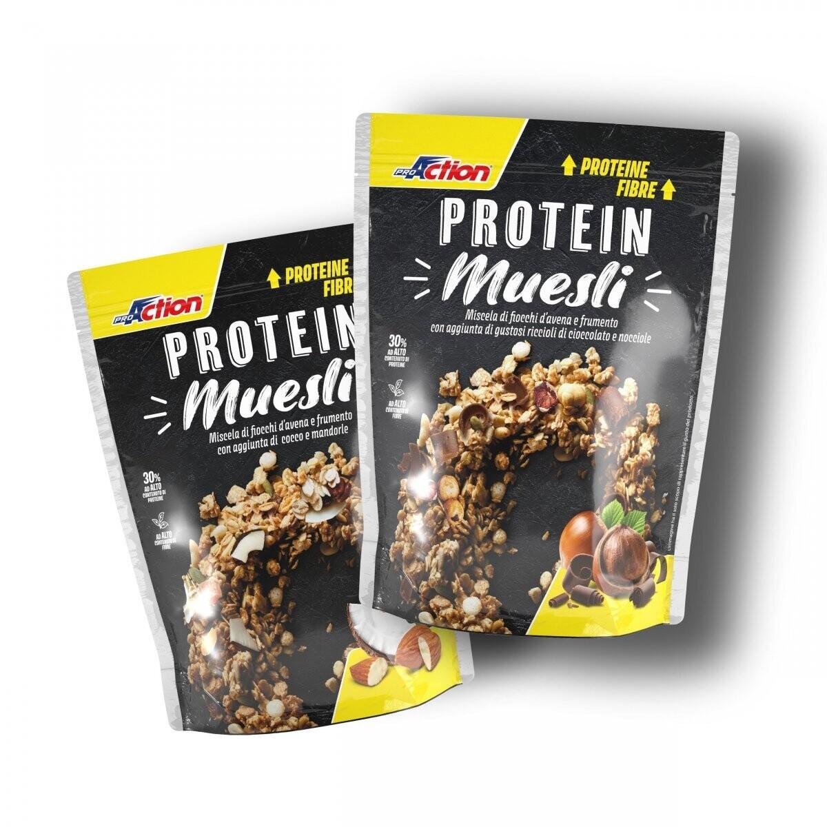 Protein Muesli