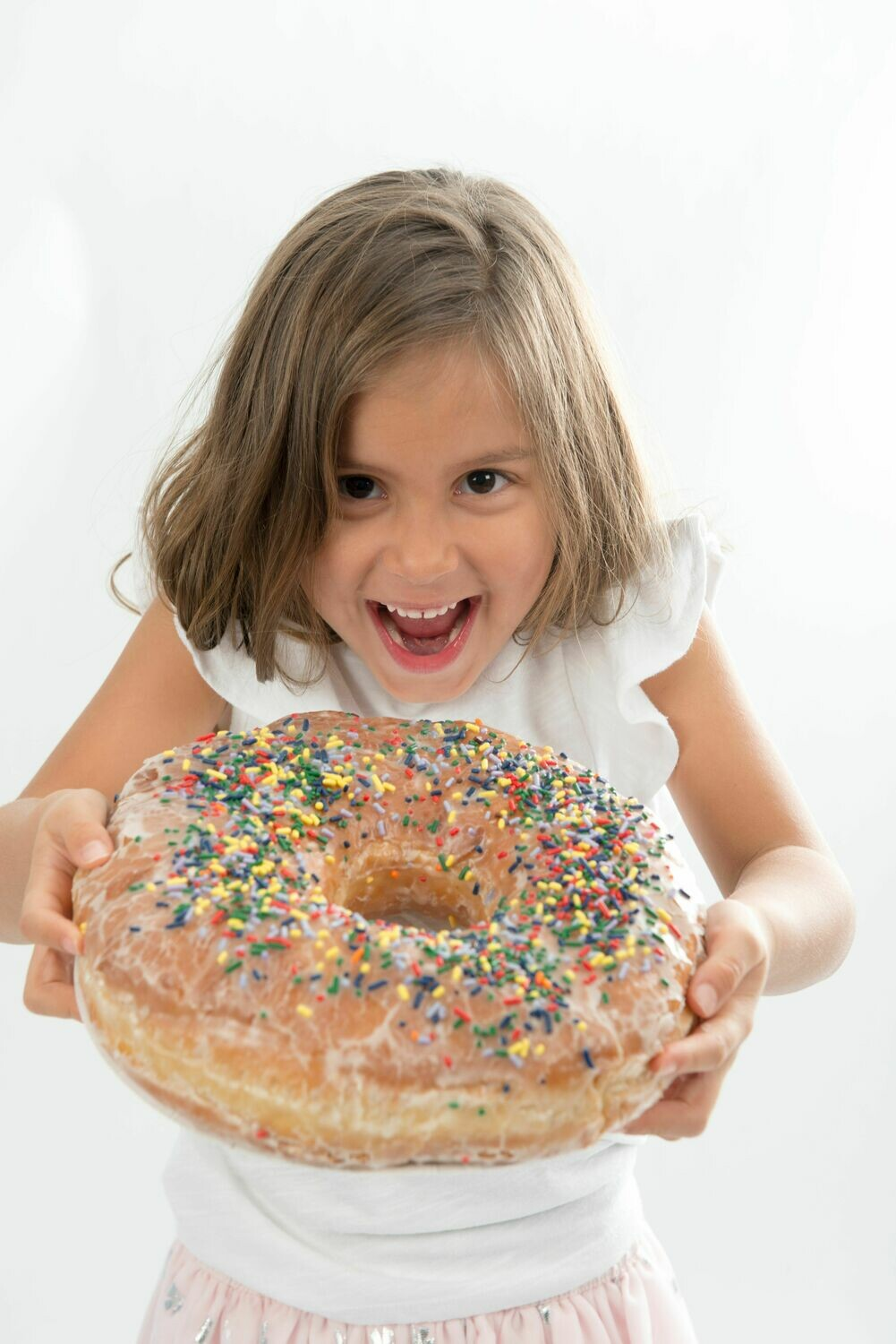 Celebration Donut (Free Delivery)