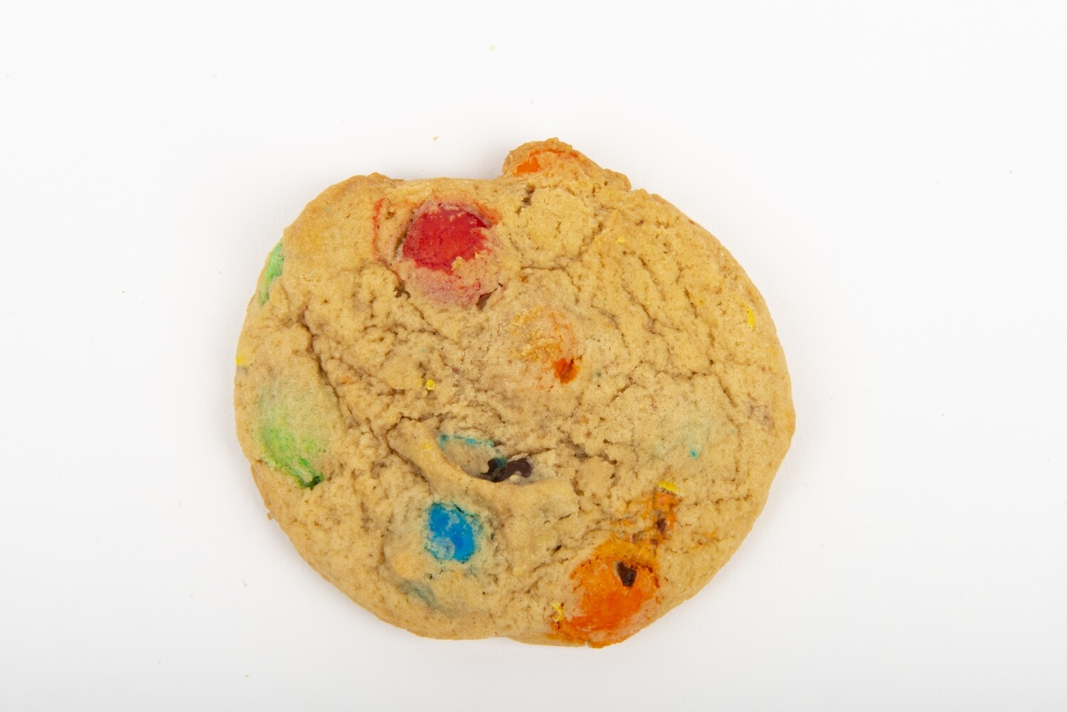 M&M Candy Cookie