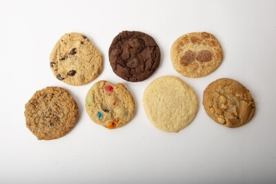 1 Dozen Assorted Drop Cookies
