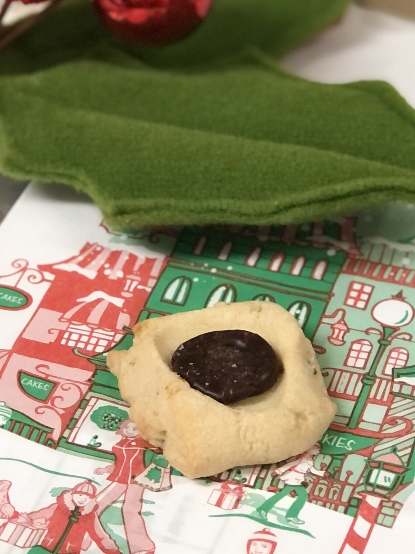 Thumbprint Cookie