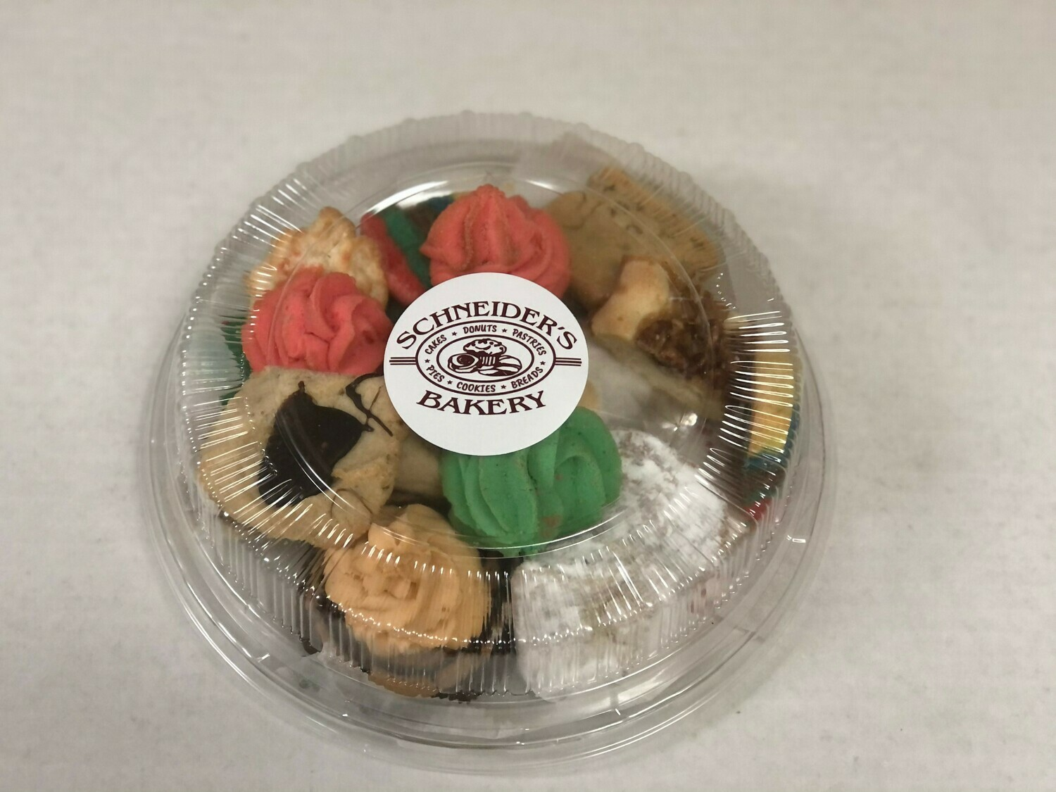 Christmas Cookie Tray Small
