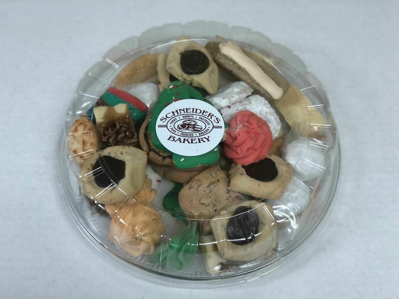 Christmas Cookie Tray Medium