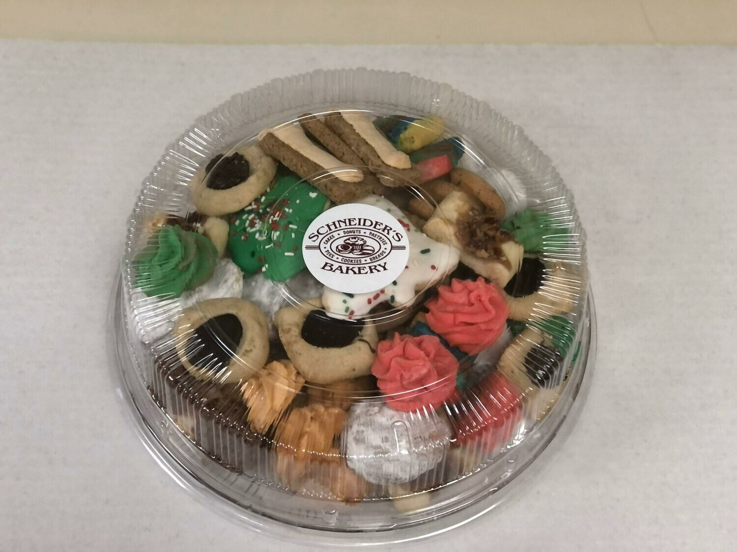 Christmas Cookie Tray Large