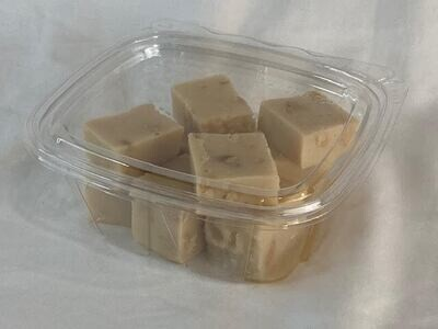 Salted Carmel Fudge Bites