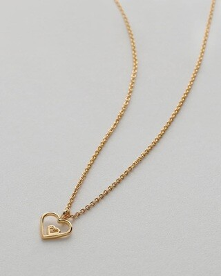 Bryan Anthonys Always In My Heart Necklace