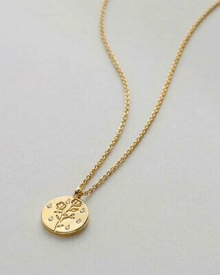 Bryan Anthony No Flowers without Rain Necklace