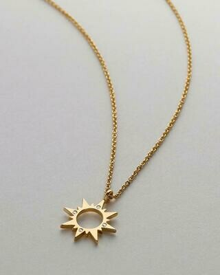 Bryan Anthony The Sun Will Rise Necklace