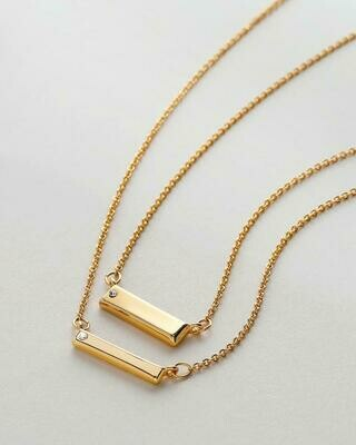 Bryna Anthony Through Thick & Thin Necklace