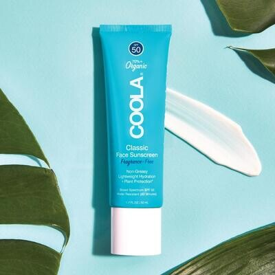 Coola SPF 50 Classic Sunscreen Lotion