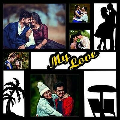 My Love Photo Collage