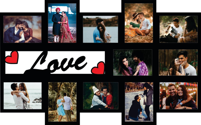 Sweet Memories Photo Collage