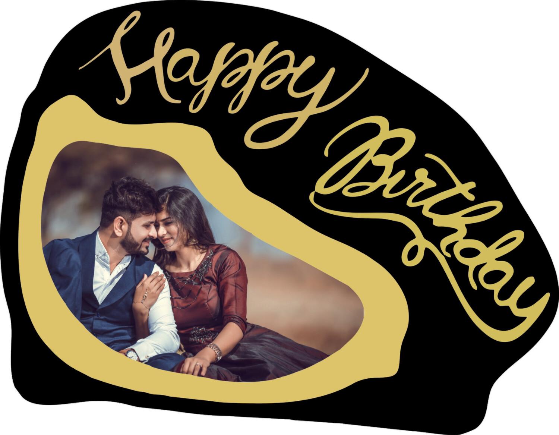 Happy Birthday Cutout