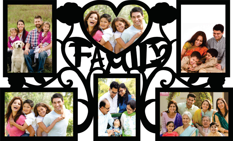 Family Photo Collage (MT 20003)