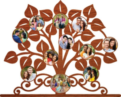 Tree Photo Collage (MT 20004)
