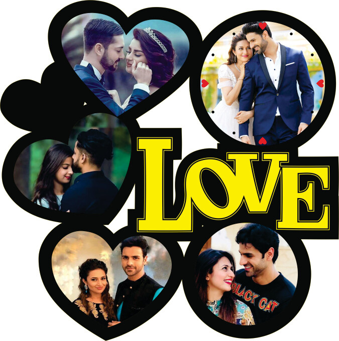 Love Name Photo Collage (MT 20009)