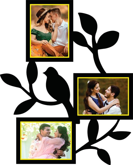 Birds Tree Photo Collage (MT 20012)