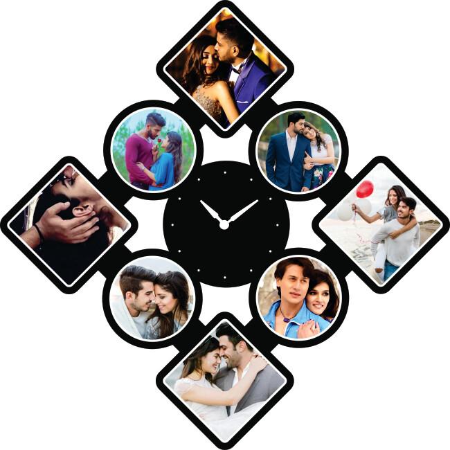 Photo Wall Clock (MT 20008)