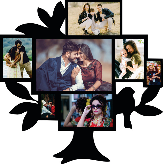 Tree Photo Collage (MT 20017)