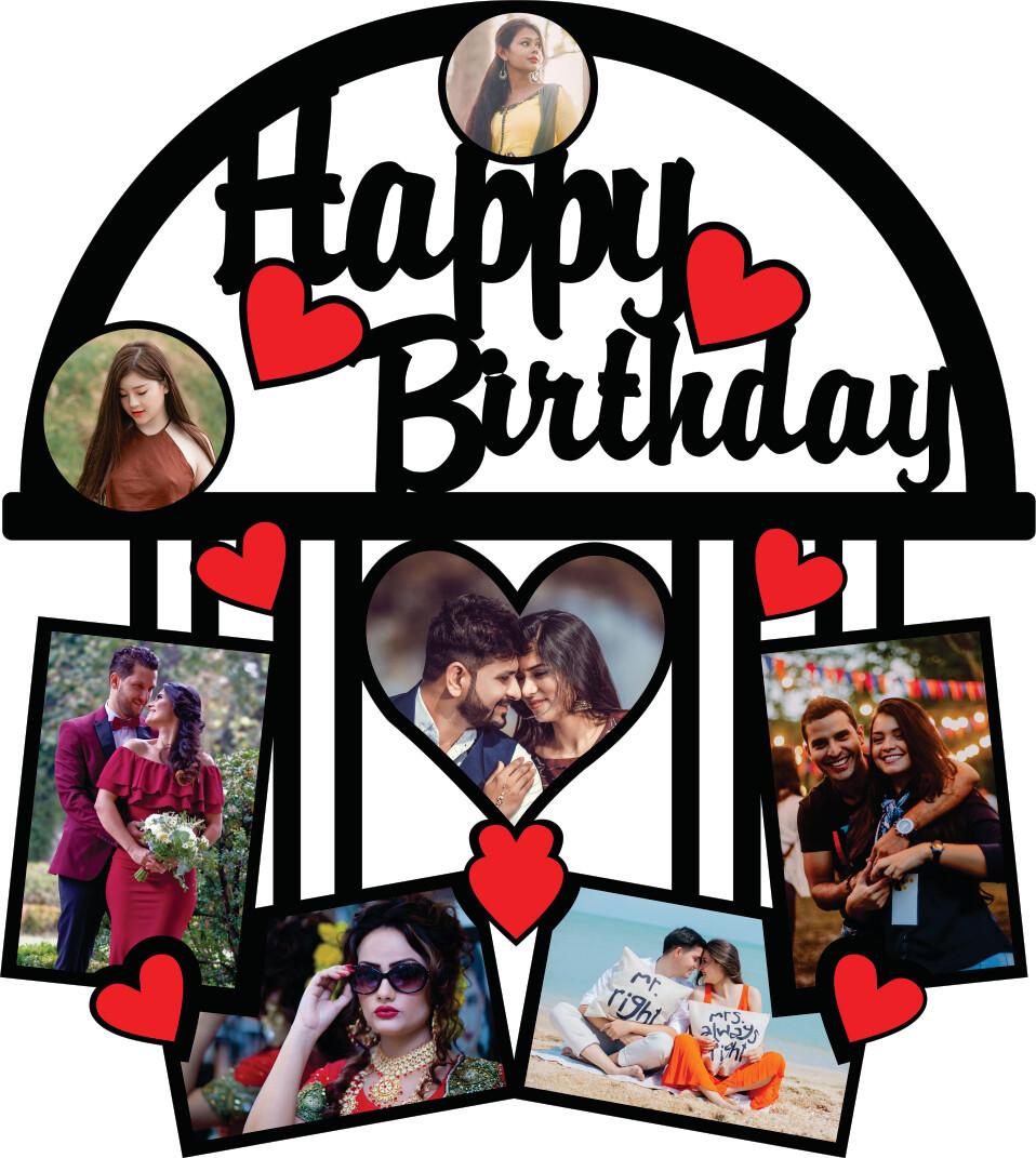 Birthday Photo Collage (MT 20039)