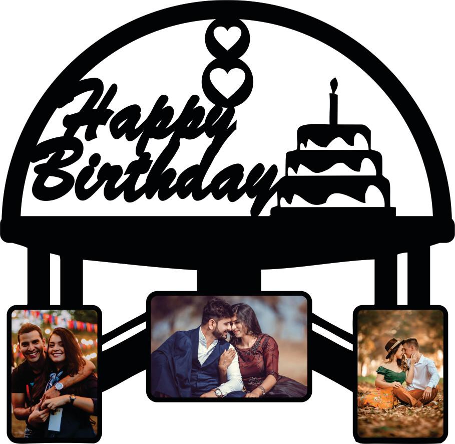 Birthday Photo Collage (MT 20040)