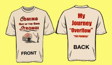 Journey's TShirt