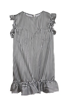 ELISSA STRIPES DRESS