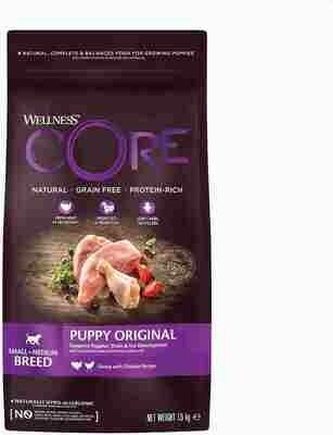 Core Dog Small д/мелких индейка курица 1,5 кг