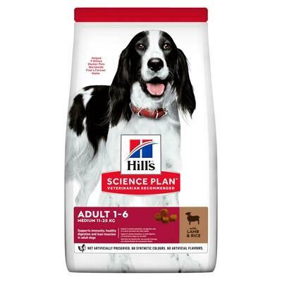 Hill's SP Canine д/собак всех пород Ягненок 2,5 кг