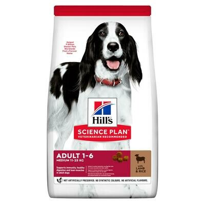 Hill's SP Canine д/собак всех пород Ягненок 12 кг