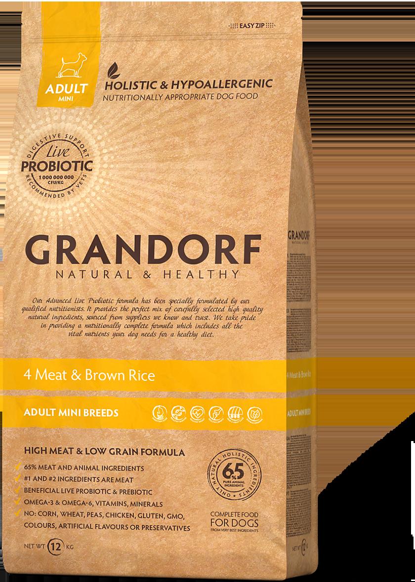 Grandorf Dog Probiotic Mini д/собак мелких пород 1 кг