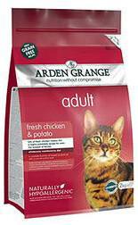 AG Cat Adult GF д/кошек курица/картофель беззерновой 2 кг