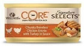 Core Signature конс д/кошек курица индейка 79 г