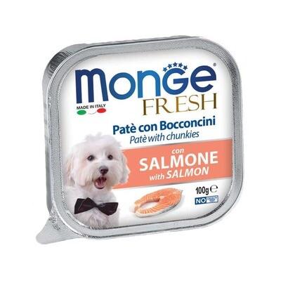 Monge Dog Fresh конс д/собак Лосось 100 г