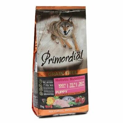 Primordial корм д/щенков курица/рыба 2 кг