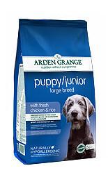 AG Puppy/Junior LB д/щенков крупных пород 12 кг