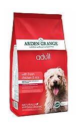 AG Dog Adult д/собак курица рис 2 кг