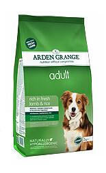 AG Dog Adult д/собак ягненок рис 12 кг
