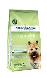 AG Dog Mini д/собак мелких ягненок рис 2 кг