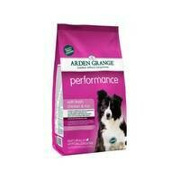 AG Dog Performance д/собак активных курица рис 2 кг