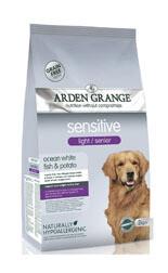 AG Dog Senior Sensitive д/собак пожилых беззерновой 2 кг