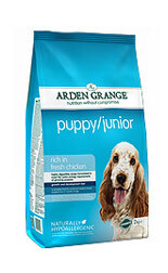 AG Puppy/Junior д/щенков и молодых собак курица 2 кг