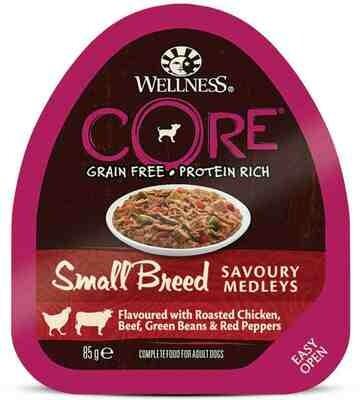 Core Small Breed конс д/мелких курица говядина 85 г