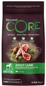 Core Dog Medium д/средних ягненок 1,8 кг