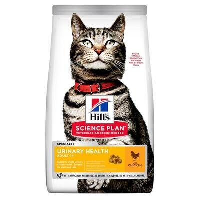 Hill's SP Feline Urinary д/кошек уринари стерил Курица 1,5 кг