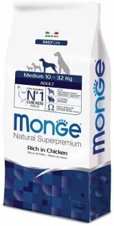 Monge Dog Medium д/собак средних пород 12 кг