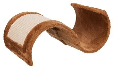 Когтеточка - волна 50*29*18 см коричневая