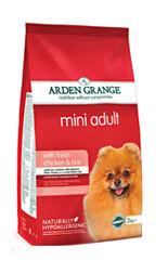AG Dog Mini д/собак мелких курица рис 6 кг