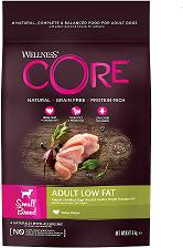 Core Dog Small Low Fat д/мелких индейка обезжиренный 5 кг