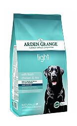 AG Dog Light д/собак диета курица рис 2 кг